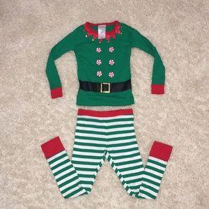 Other - Kids Holiday Elf Pajamas